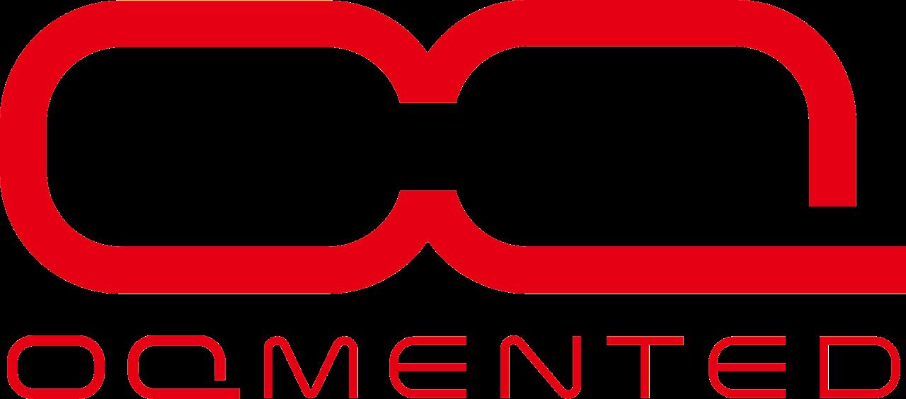 OQmented logo transparent